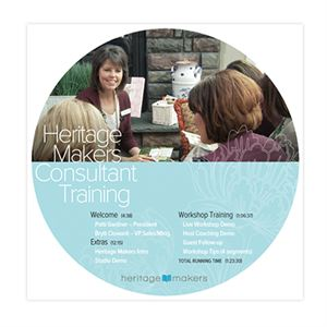 Picture of Heritage Makers Overview DVD